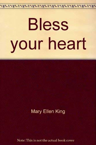 9780932047007: Bless your heart: Low cholesterol cookbook