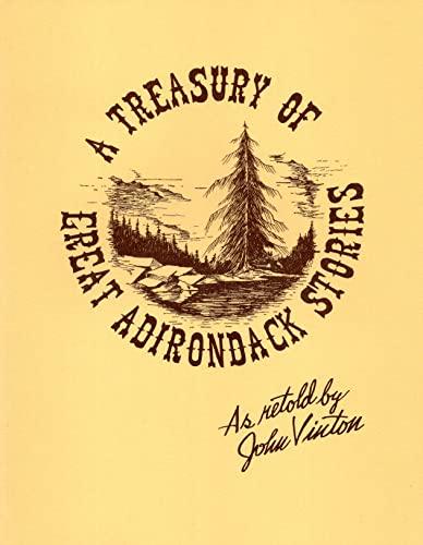 A Treasury of Great Adirondack Stories: Vinton, John