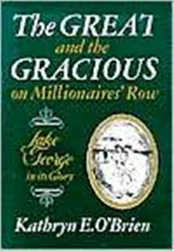 The Great and the Gracious on Millionaires': Kathryn E. O'Brien