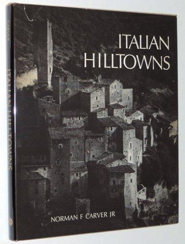 9780932076007: Italian Hilltowns