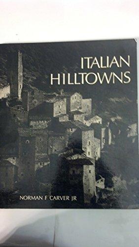9780932076014: Italian Hilltowns