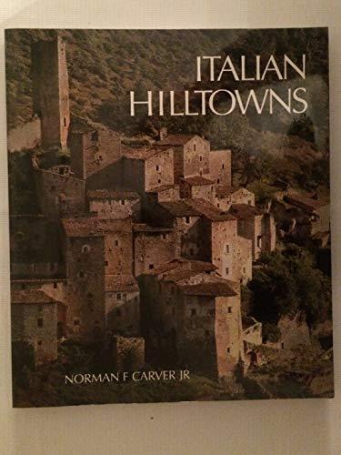 9780932076137: Italian Hilltowns