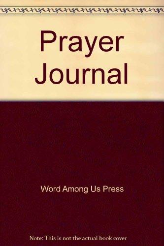 Prayer Journal: Word Among Us