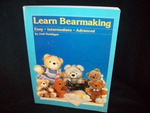 9780932086136: Learn Bearmaking