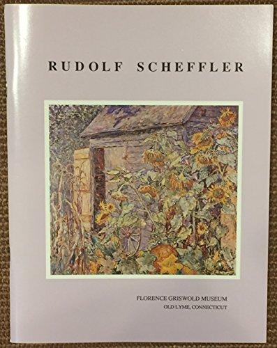 9780932087065: Rudolf Scheffler