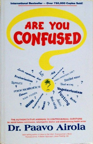 9780932090041: Are You Confused?