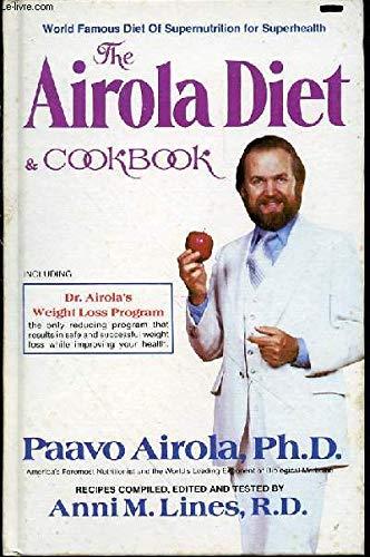 9780932090119: Airola Diet Cook Book