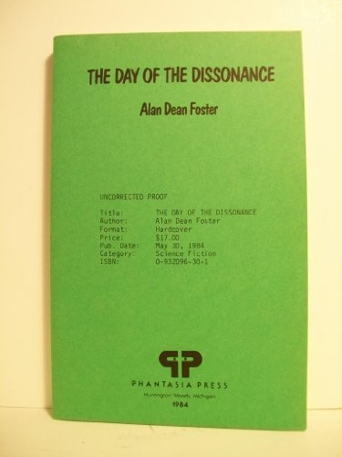 9780932096302: Day of the Dissonance