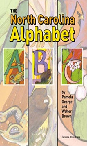 9780932112507: The North Carolina Alphabet