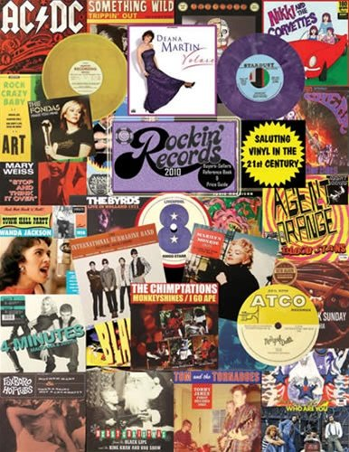 Rockin' Records 2010 Buyers-Sellers Reference Book & Price Guide: Jerry Osborne
