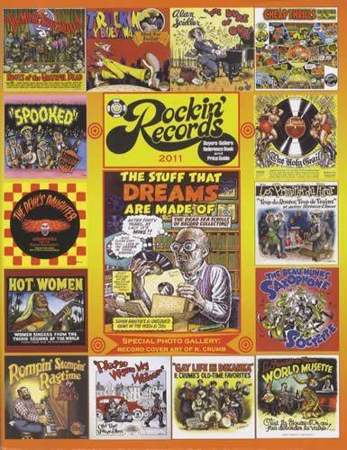 9780932117625: Rockin' Records Buyers-Sellers Reference & Price Guide: 2011 Edition