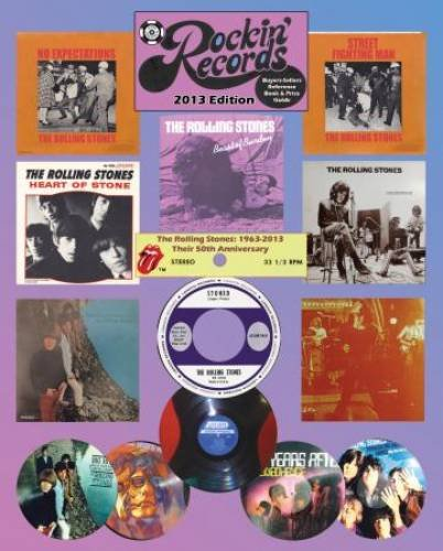 9780932117724: Rockin' Records Buyers-Sellers Reference & Price Guide: 2013 Edition