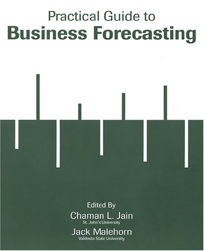 Practical Guide to Business Forecasting