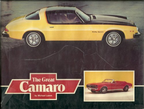 The Camaro Book, from A to Z28