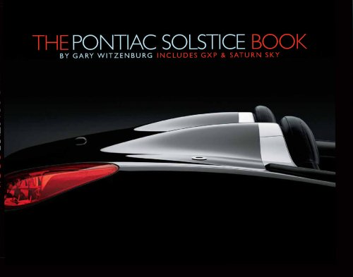 9780932128133: The Pontiac Solstice Book