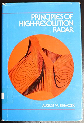 9780932146113: Principles of High-Resolution Radar