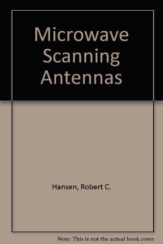 9780932146120: Microwave Scanning Antennas