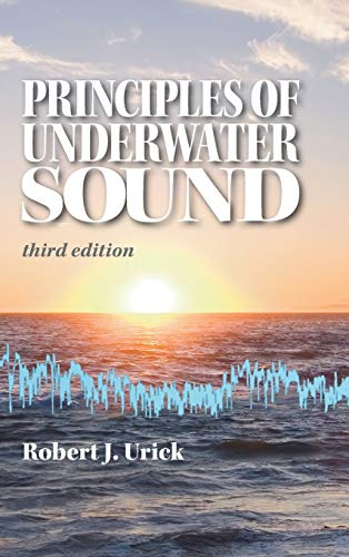 9780932146625: Principles of Underwater Sound 3rd Edition