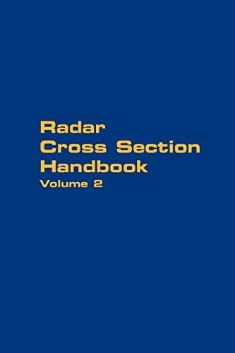 9780932146663: Radar Cross Section Handbook - Volume 2 of a two-volume set