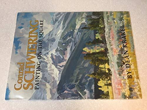 Conrad Schwiering, Painting on the Square: Krakel, Dean Fenton;Krakel, Dean;National Cowboy Hall of...