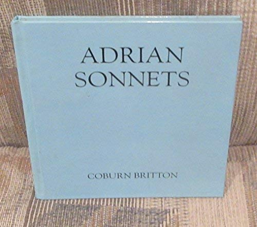 Adrian Sonnets