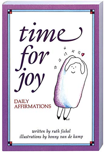9780932194824: Time for Joy: Daily Affirmations