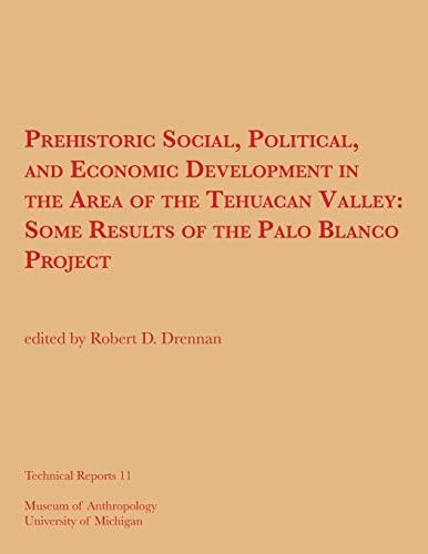 9780932206824: Prehistoric Social, Political and Economic