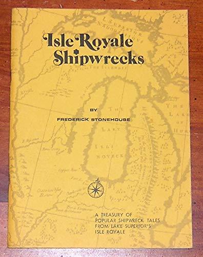 Isle Royale Shipwrecks: Stonehouse, Frederick