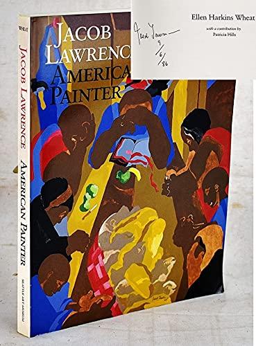 Jacob Lawrence, American Painter: Wheat, Ellen Harkins