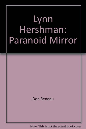 9780932216465: Lynn Hershman: Paranoid Mirror