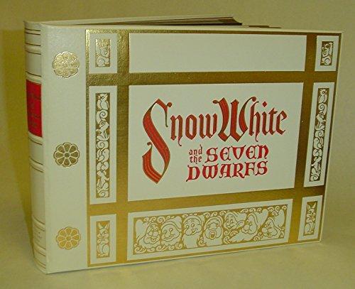 9780932240002: Walt Disney's Snow White and the seven dwarfs