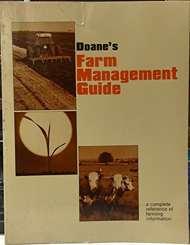 9780932250094: Doane's farm management guide