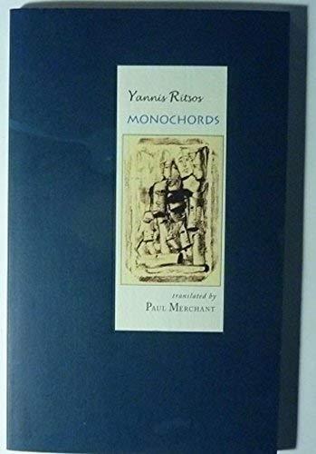 Monochords: Ritsos, Yannis