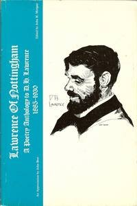LAWRENCE OF NOTTINGHAM A Poetry Anthology to D. H. Lawrence (1885-1930)