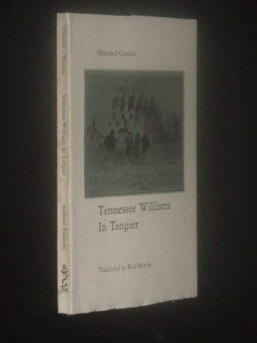 9780932274014: Tennessee Williams in Tangier