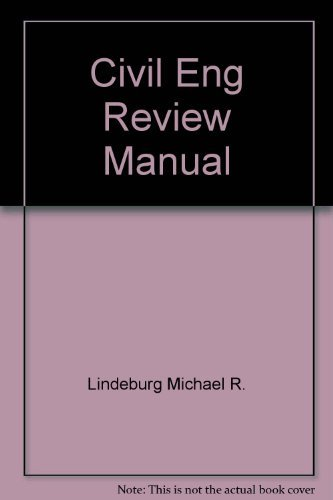 9780932276285: Civil Eng Review Manual