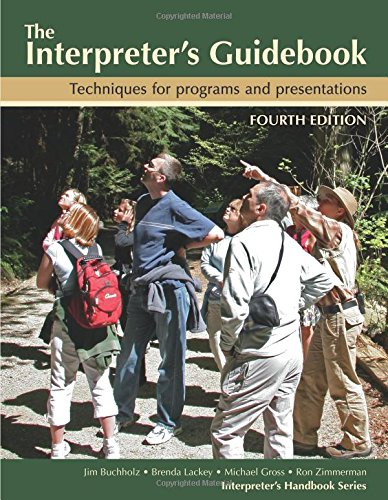 9780932310194: Interpreter's Guidebook: Techniques and tips for programs and presentations