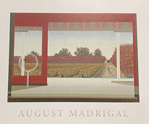 August Madrigal: Retrospective meditations, 1966-2002 : from East Coast constructivist color to the...