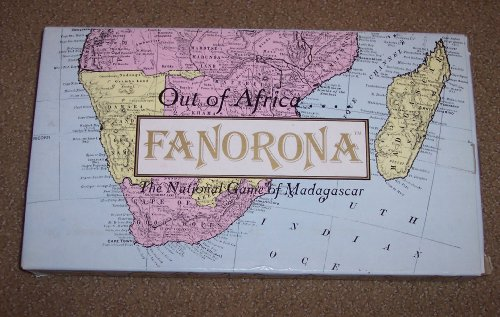 9780932329028: Fanorona: The Classic Game of Tactical Skill from Madagascar