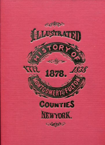 HISTORY OF MONTGOMERY AND FULTON COUNTIES, N.Y.