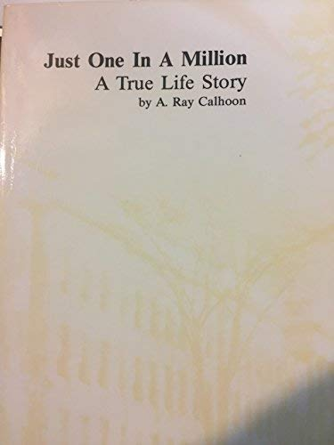 9780932334442: Just One in a Million: A True Life Story
