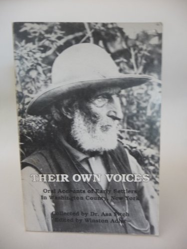 9780932334602: Their Own Voices