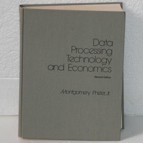 9780932376039: Data Processing Technology and Economics
