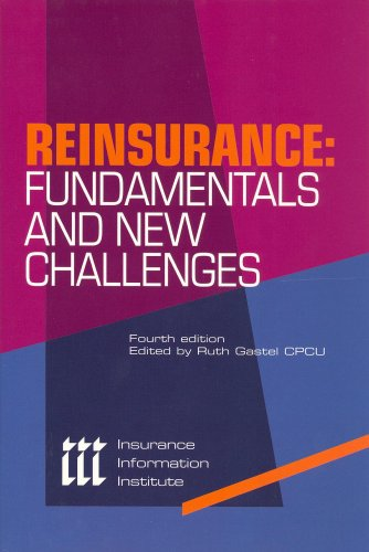 9780932387509: Reinsurance: Fundamentals and New Challenges
