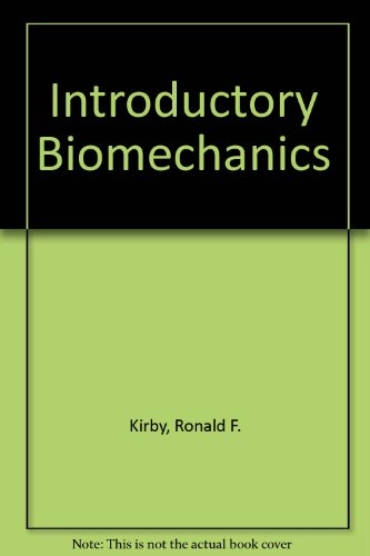 9780932392220: Introductory Biomechanics