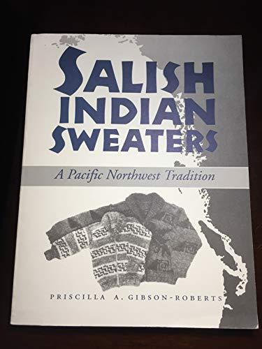 9780932394132: Salish Indian Sweaters