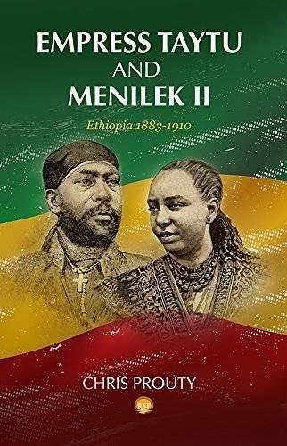 9780932415110: Empress Taytu and Menilek II: Ethiopia, 1883-1910