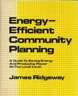9780932424037: Energy-efficient community planning: A guide to saving energy and producing power at the local level