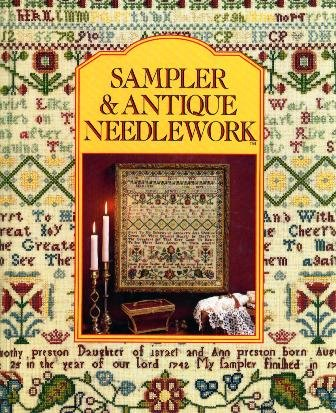 9780932437020: Sampler & Antique Needlework: A Year in Stitches