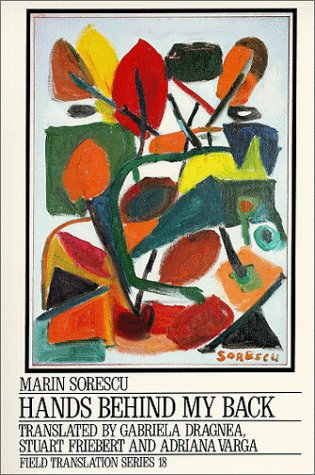 Hands Behind My Back: Selected Poems: Marin Sorescu